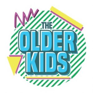 The Older Kids Logo