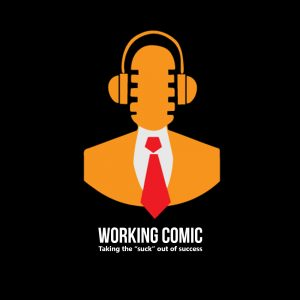 Working Comic Logo